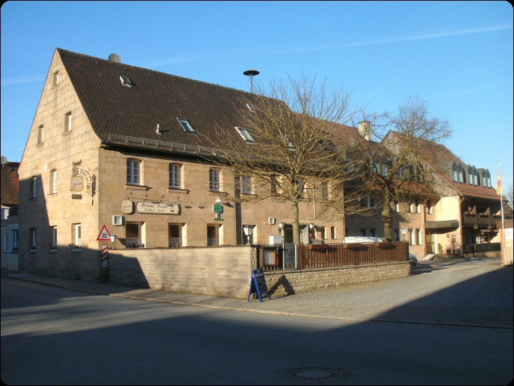 landhotel grüner baum egersdorf